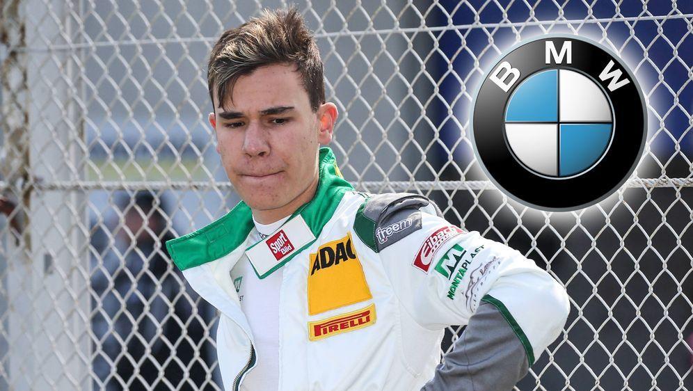 Sheldon van der Linde wird 2019 in der DTM für BMW starten.
