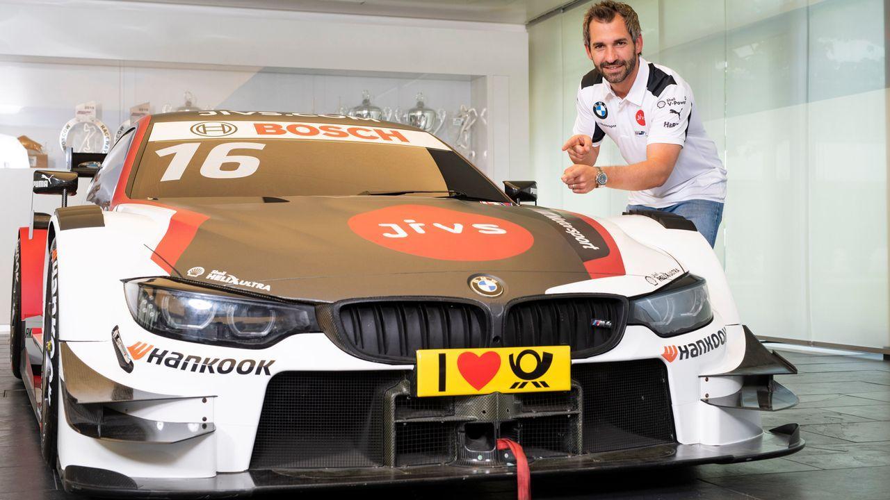 Timo Glock (BMW) - Bildquelle: BMW