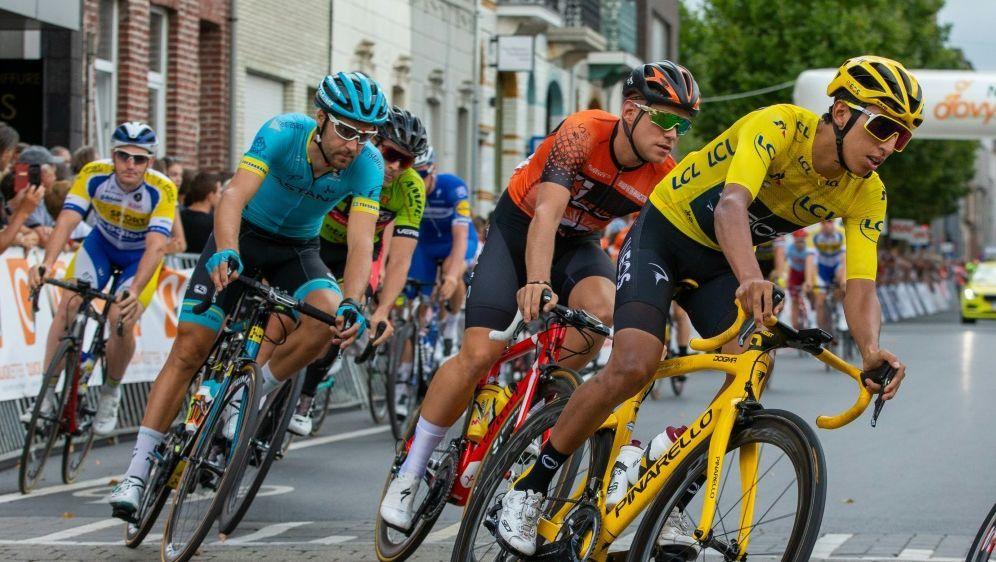 Eigentlich sollte die Tour 2021 in Kopenhagen starten - Bildquelle: BelgaAFPSIDKURT DESPLENTER