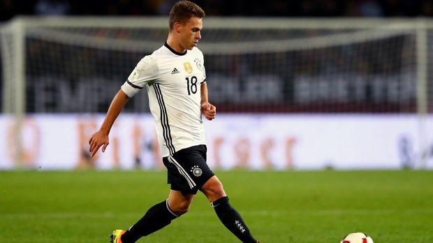 Abwehr - Joshua Kimmich (FC Bayern München) - Bildquelle: 2016 Getty Images
