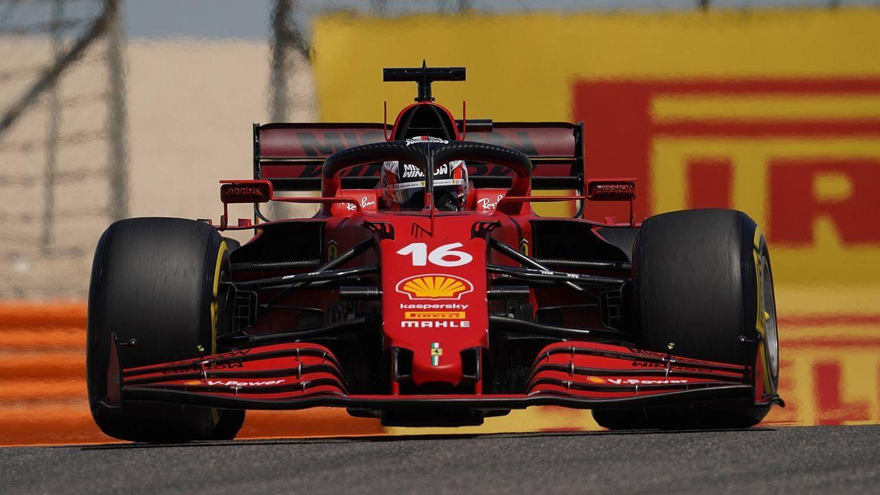 Ferrari: Gurke statt Göttin?  - Bildquelle: imago images/eu-images