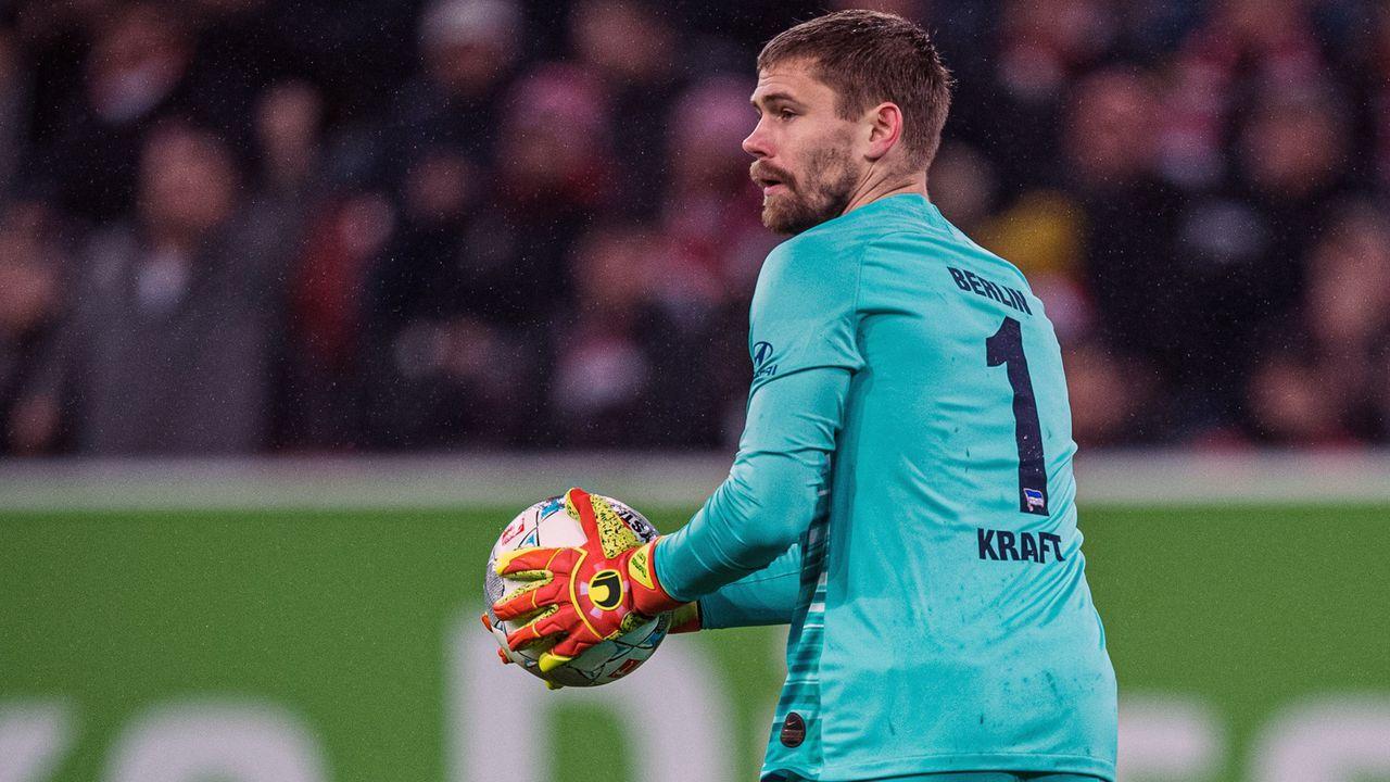Hertha BSC - Bildquelle: 2020 Getty Images