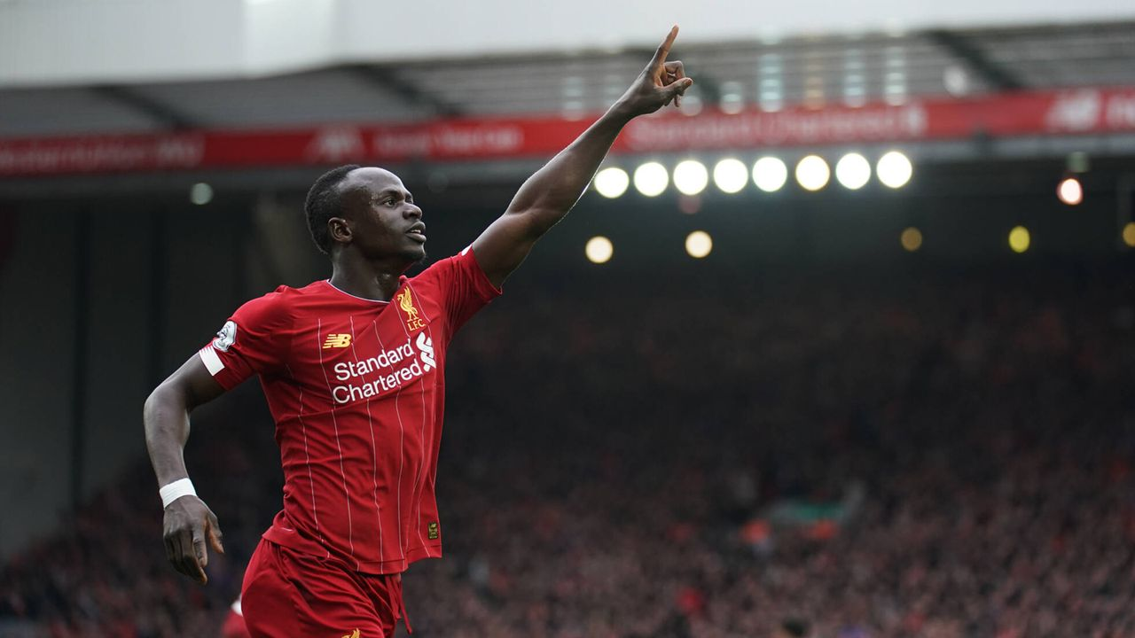 Sadio Mane (FC Liverpool) - Bildquelle: imago images/Colorsport