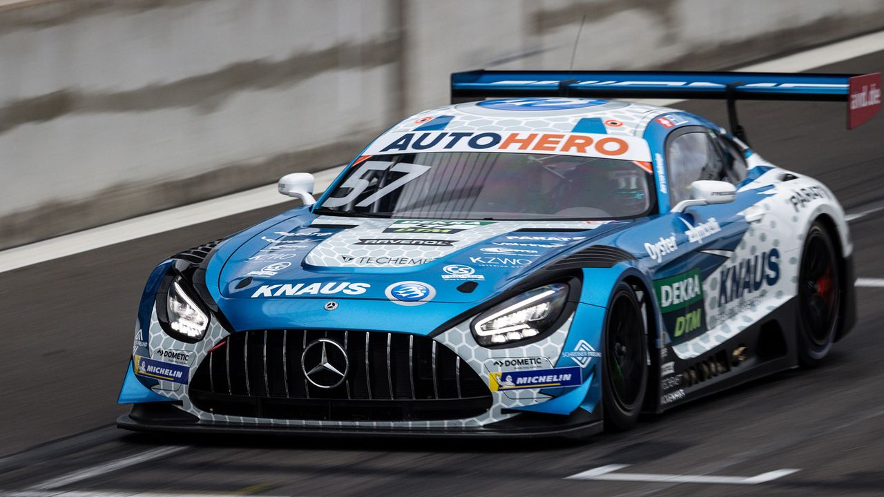 Mercedes-AMG Team Winward (Philip Ellis) - Bildquelle: Gruppe C GmbH