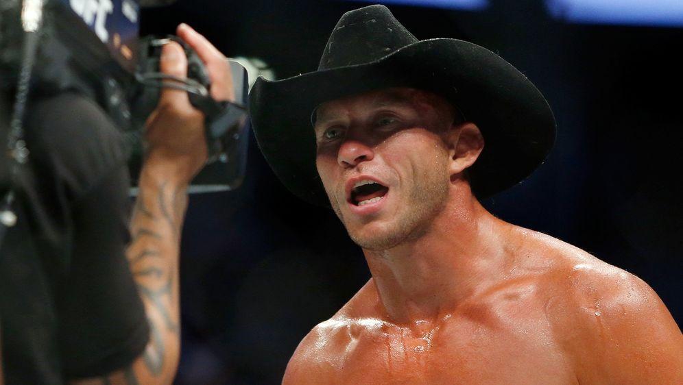 """Donald """"Cowboy"""" Cerrone will Conor McGregor vor die Fäuste - Bildquelle: Getty Images"""