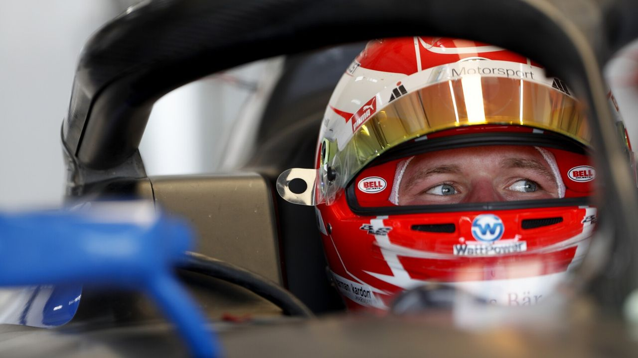 Maximilian Günther - Bildquelle: Motorsport Images