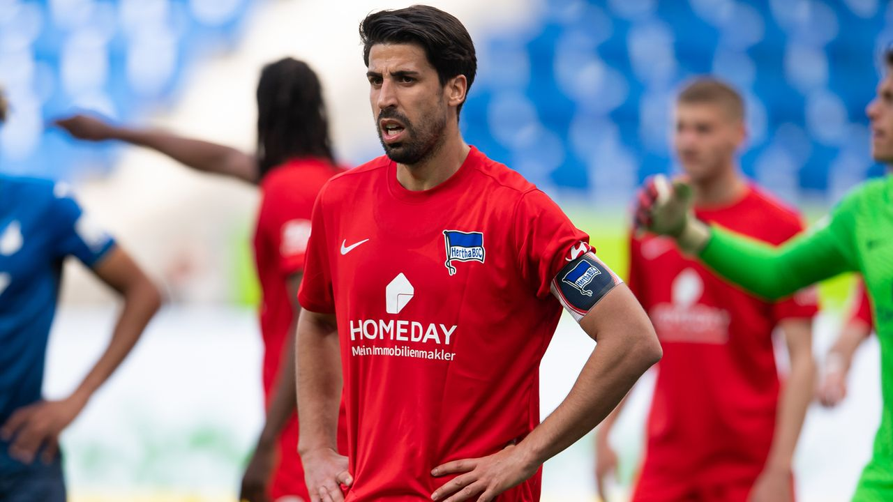 Sami Khedira (zuletzt Hertha BSC) - Bildquelle: 2021 Getty Images
