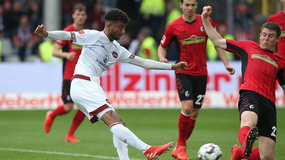 Freiburg besiegte den Club mit 5:1 - Bildquelle: imago