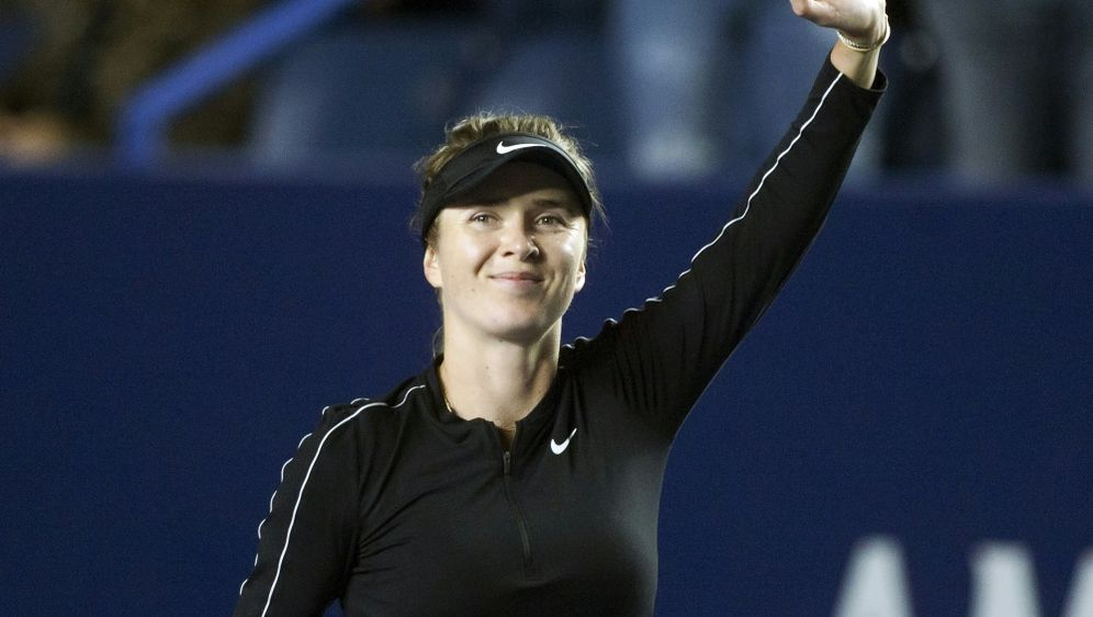 Elina Switolina steht im Finale des Turniers in Berlin - Bildquelle: AFPSIDJULIO CESAR AGUILAR