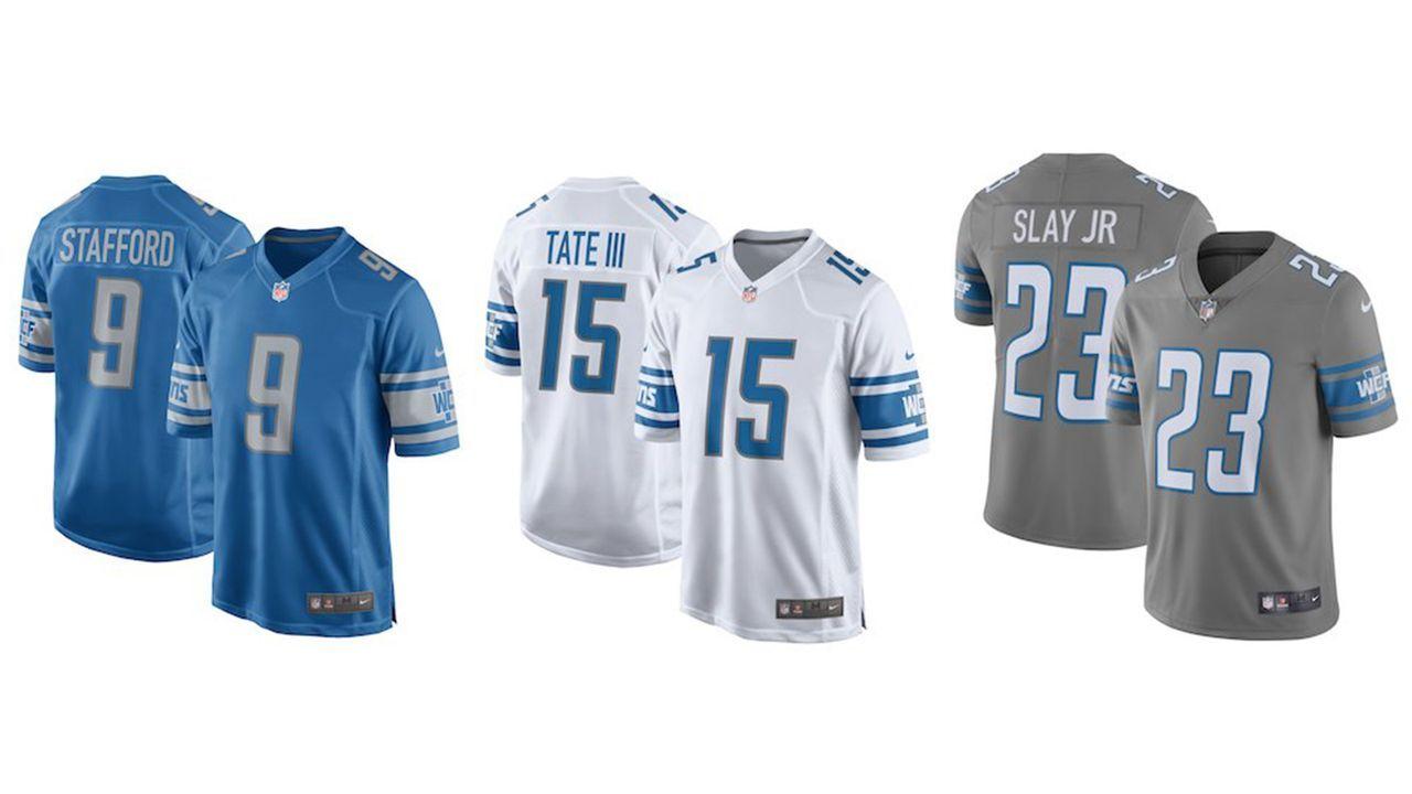 Detroit Lions - Bildquelle: nflshop.com