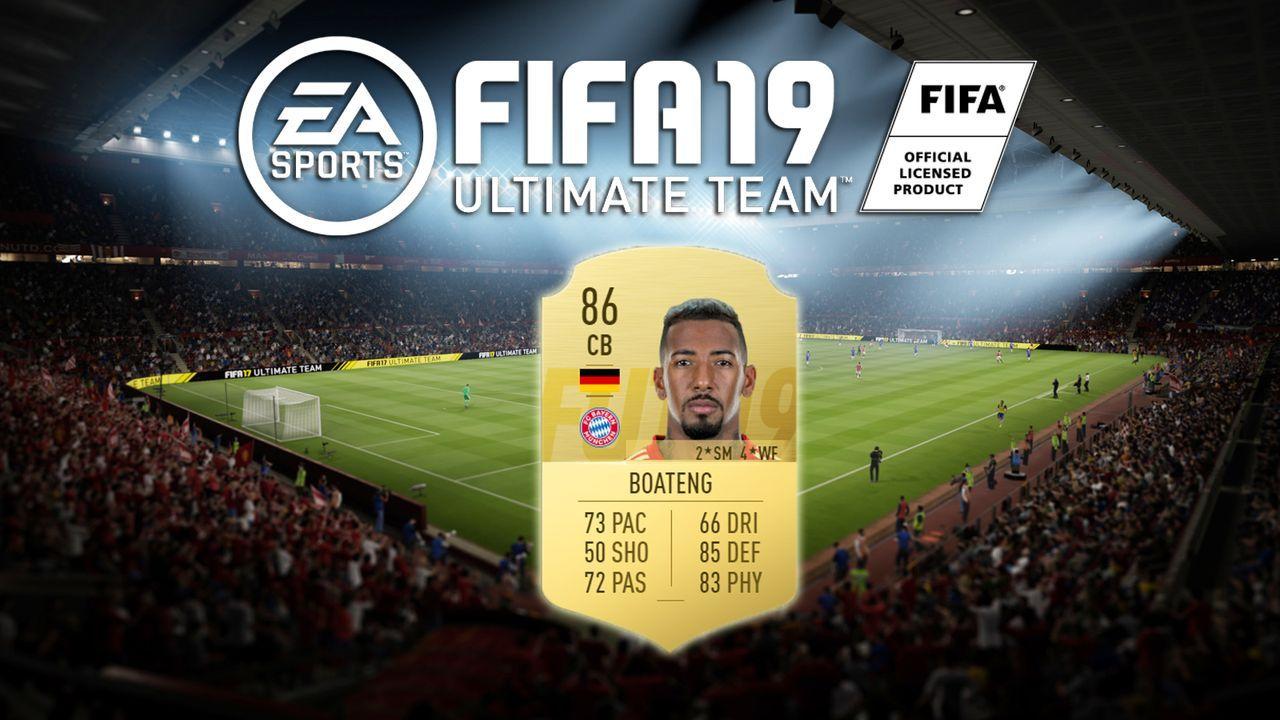 Platz 42: Jerome Boateng (FC Bayern München)  - Bildquelle: EA Sports