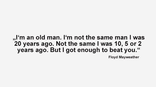 Best of Floyd Mayweather - Bildquelle: ran.de