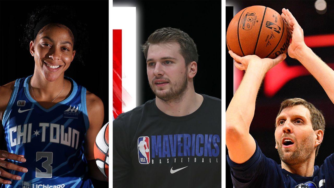 Die neuen Cover von NBA 2K22 sind da!  - Bildquelle: IMAGO Images