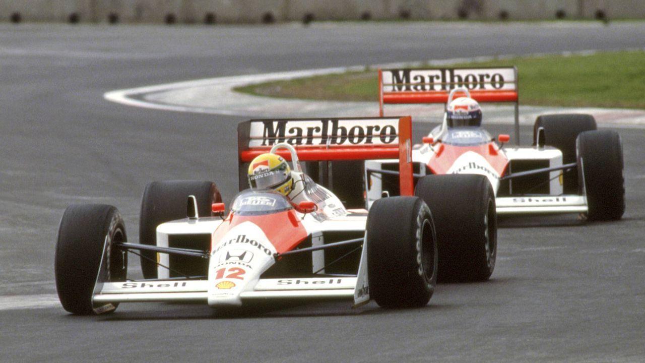 Ayrton Senna: Als die Formel 1 ihre Seele verlor - Bildquelle: imago/UIG