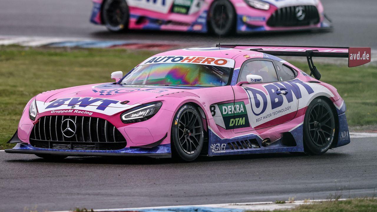 Mercedes-AMG Team GruppeM Racing (Daniel Juncadella) - Bildquelle: Gruppe C GmbH