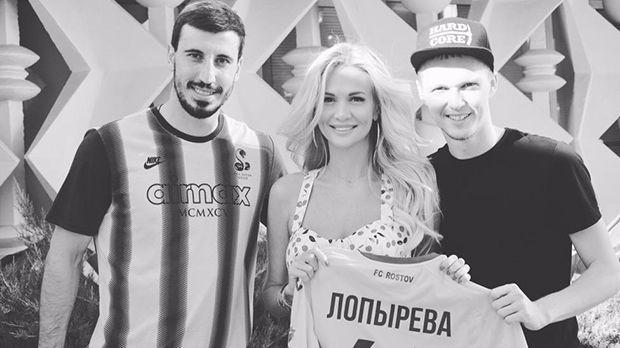 Das Gesicht der WM 2018: Victoria Lopyreva - Bildquelle: twitter.com/lopyrevavika