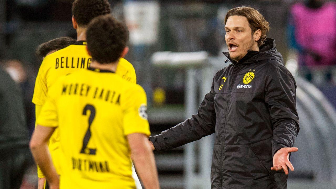 Fazit nach 17 Bundesliga-Spielen unter Terzic - Bildquelle: imago images/Kirchner-Media