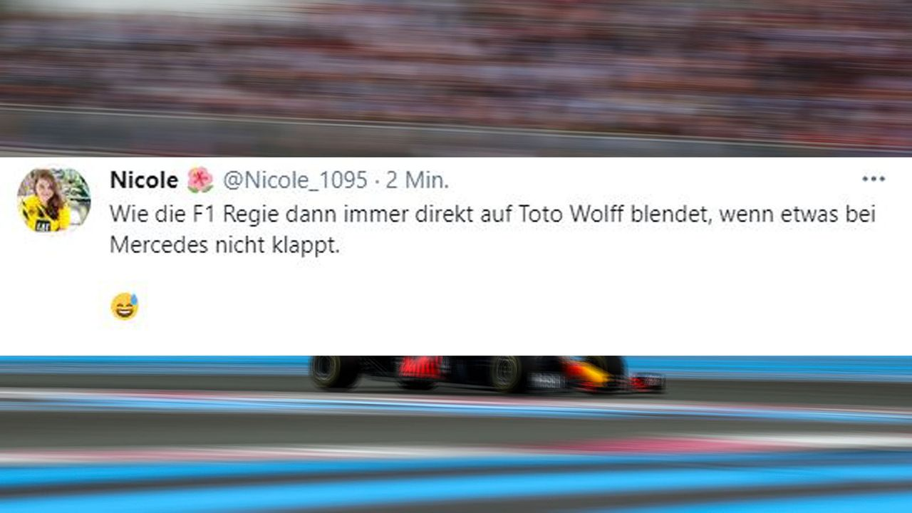 Toto Wolffs Gemütslage  - Bildquelle: imago images/Motorsport Images