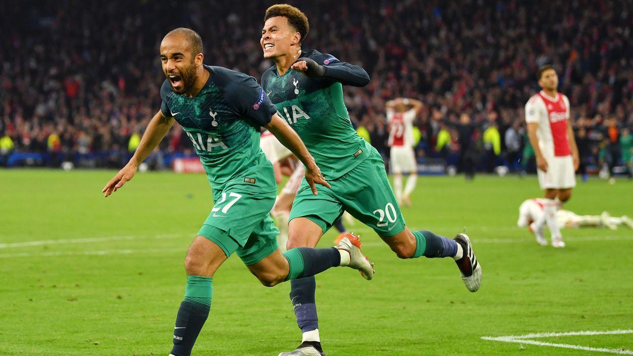 Ajax Amsterdam - Tottenham Hotspur (Saison 2018/19) - Bildquelle: 2019 Getty Images