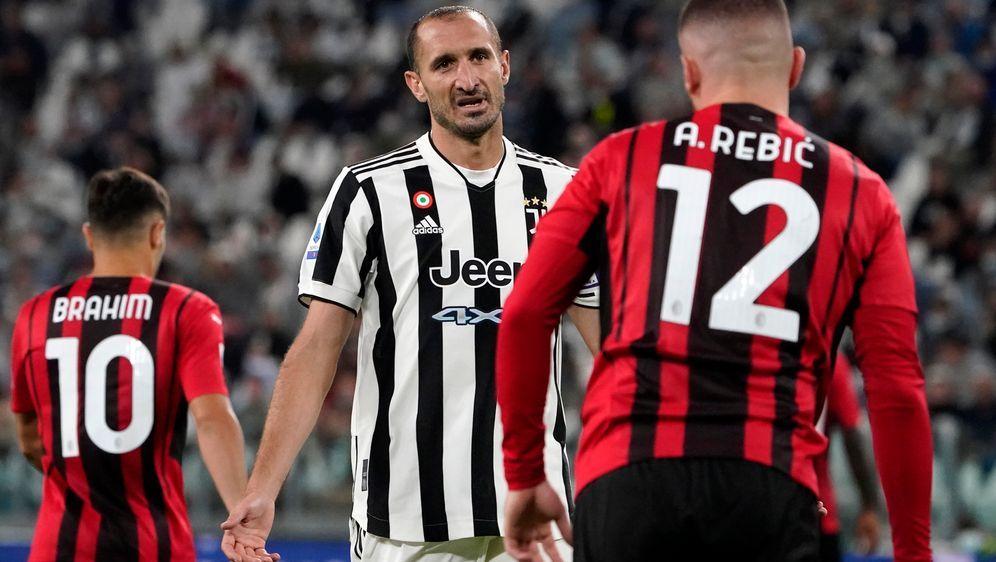 Giorgio Chiellini steckt mit Juventus Turin in der Krise - Bildquelle: Getty Images