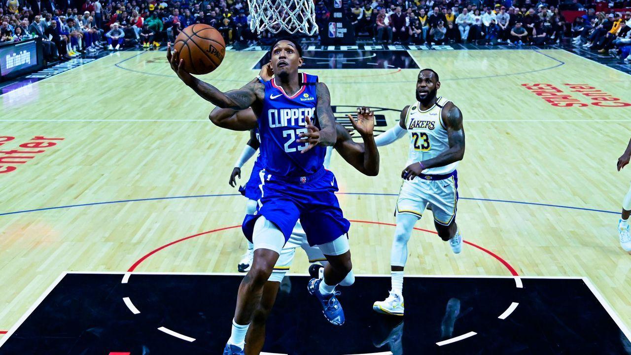 """NBA-Star Lou Williams verlässt """"Bubble"""" für Stripclub-Besuch - Bildquelle: 2020 imago"""