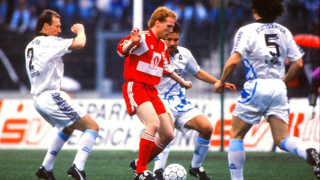 Stuttgart: VfB Stuttgart und Stuttgarter Kickers - Bildquelle: imago/Pressefoto Baumann