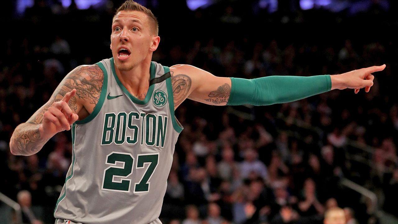 Daniel Theis (Boston Celtics) - Bildquelle: 2018 Getty Images