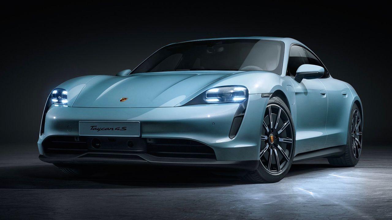 3. Porsche Taycan 4S Performance Plus  - Bildquelle: Porsche