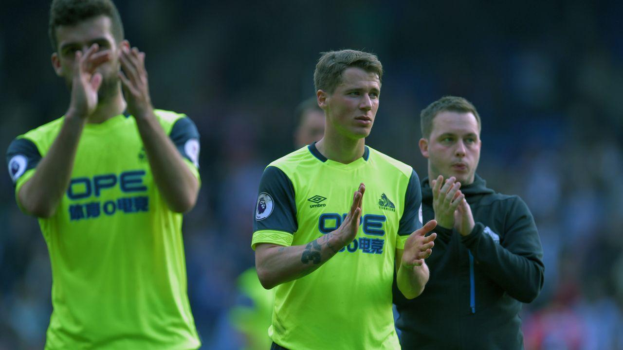 Platz 18 - Huddersfield Town - Bildquelle: 2019 Getty Images