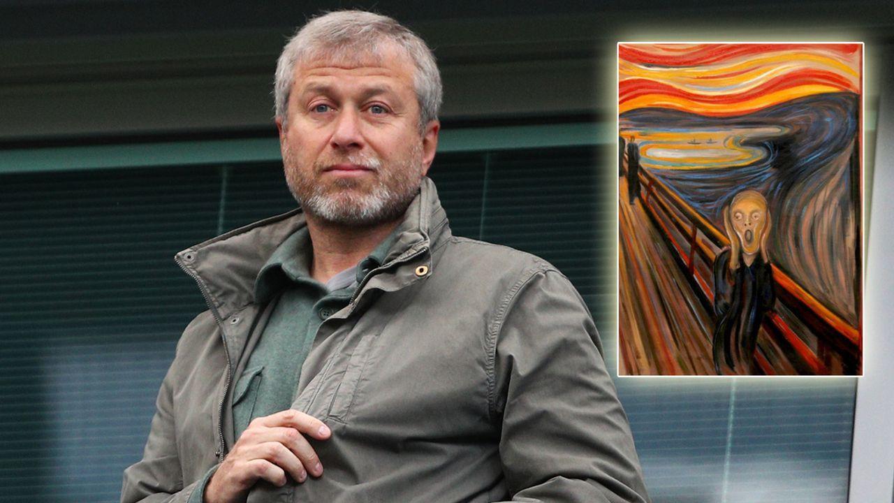 Roman Abramowitsch kauft Kunstwerk für über 120 Millionen Dollar - Bildquelle: getty