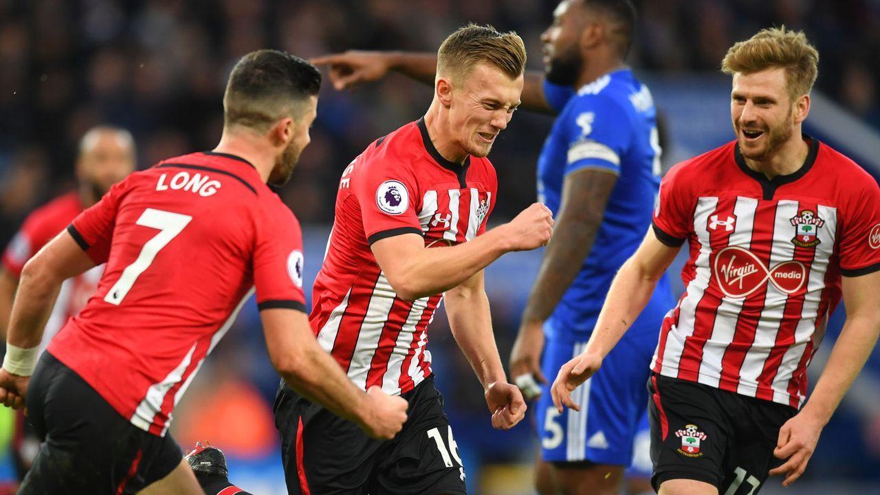 Platz 19: FC Southampton - Bildquelle: 2019 Getty Images