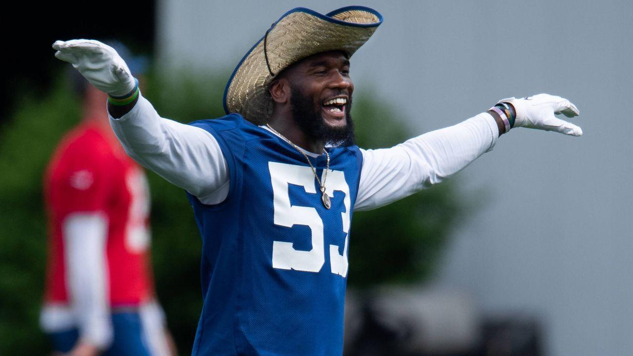Darius Leonard (Indianapolis Colts) - Bildquelle: imago images/Icon SMI