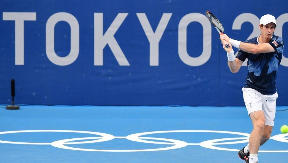 Murray verzichtet auf Start im olympischen Tennis-Einzel - Bildquelle: AFPSIDTIZIANA FABI