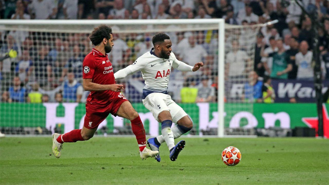 2018/19 - Tottenham Hotspur - FC Liverpool