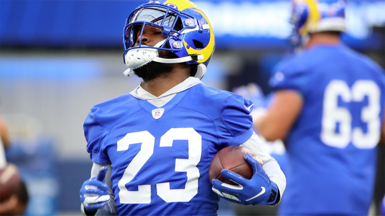 Cam Akers (Los Angeles Rams) - Bildquelle: Getty Images