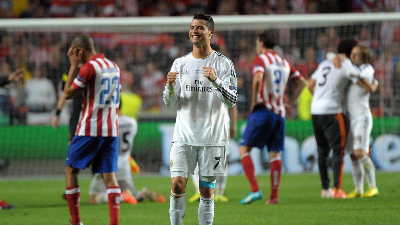 2013/14 - Real Madrid - Atletico Madrid - Bildquelle: Imago Images