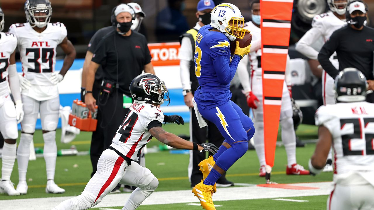 Week 14: Keenan Allen mit den meisten Catches nach 100 Spielen - Bildquelle: 2020 Getty Images