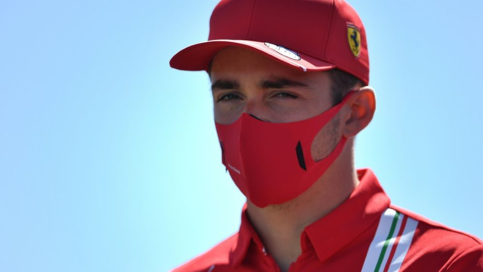 Leclerc ist um Ferraris Konkurrenzfähigkeit besorgt - Bildquelle: AFPSIDBEN STANSALL