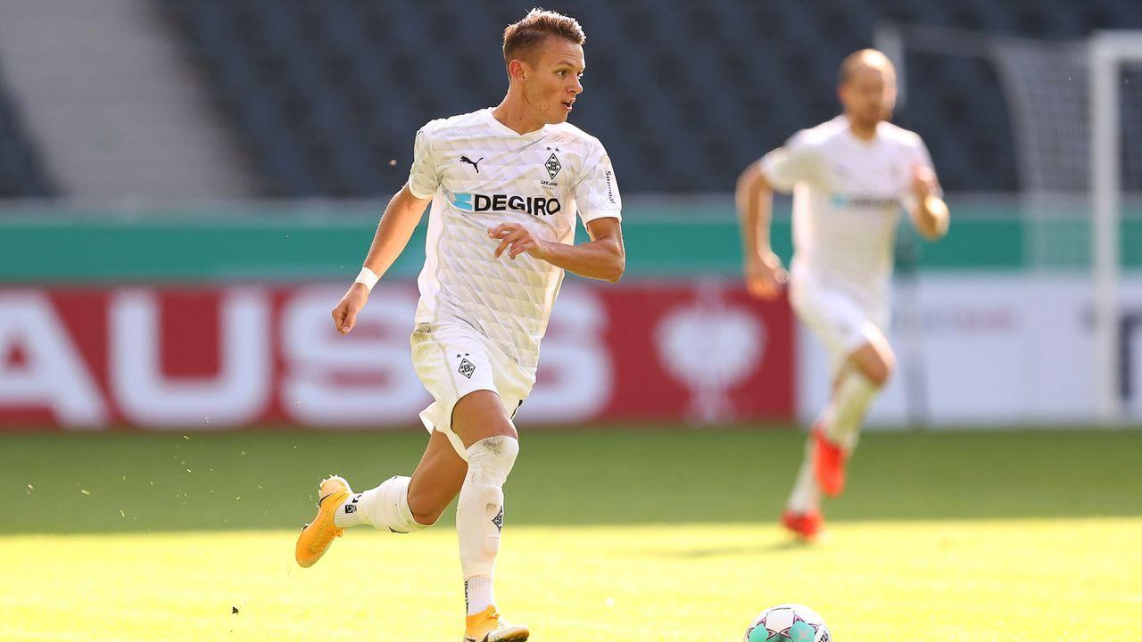 Hannes Wolf (Borussia Mönchengladbach) - Bildquelle: Getty