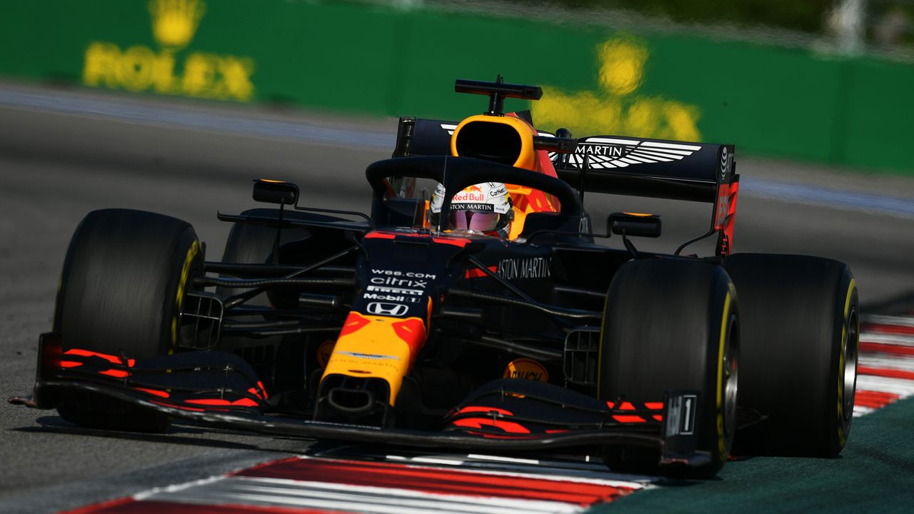 Max Verstappen (Red Bull) - Bildquelle: 2020 Getty Images