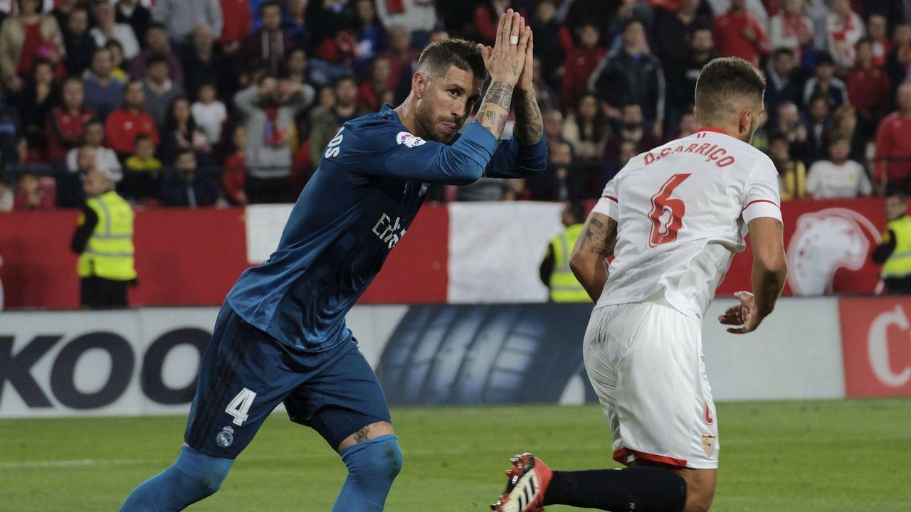 FC Sevilla - Bildquelle: Imago Images