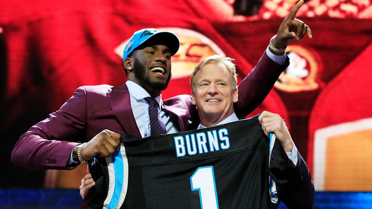Die Draft Picks der Carolina Panthers (7) - Bildquelle: 2019 Getty Images