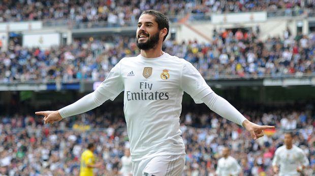Offensiver Mittelfeldspieler: Isco - Bildquelle: 2015 Getty Images