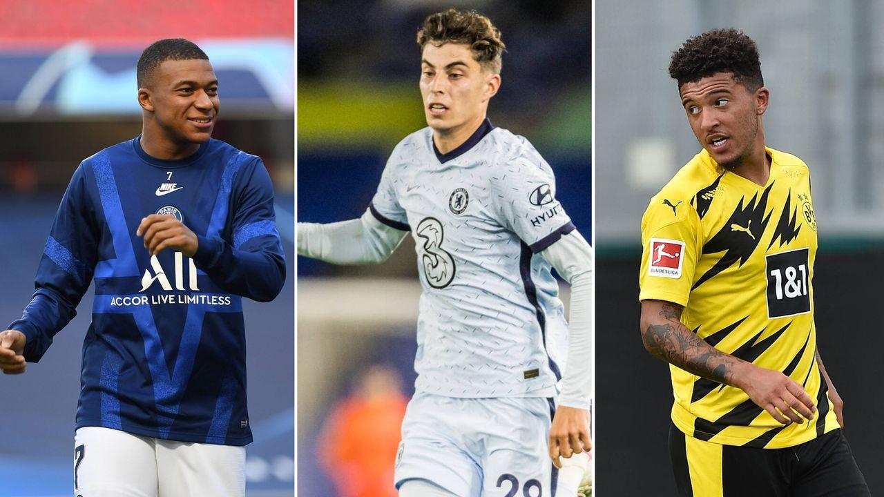 FIFA 21: Die Talente mit dem größten Potenzial - Bildquelle: Imago / Futhead