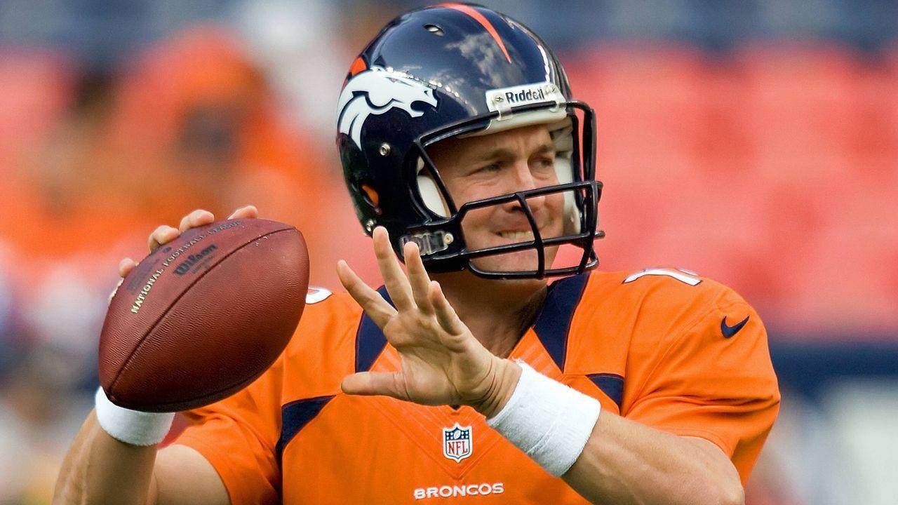 2012: Peyton Manning (Denver Broncos) - Bildquelle: imago