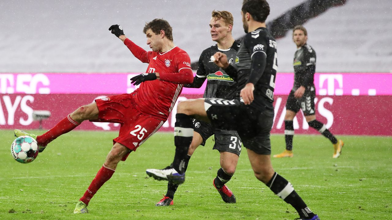 Arbeitssieg gegen Freiburg! Die Bayern-Stars in der Einzelkritik. - Bildquelle: Getty Images