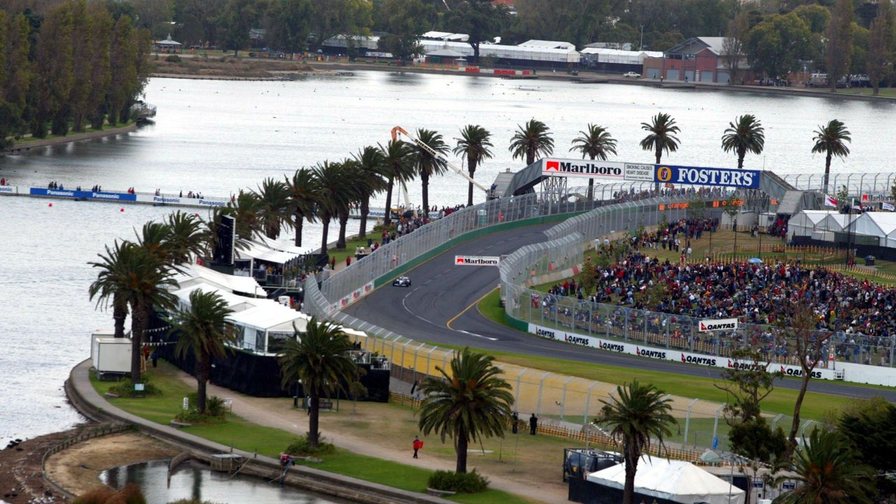 Formel 1 Terminkalender 2021