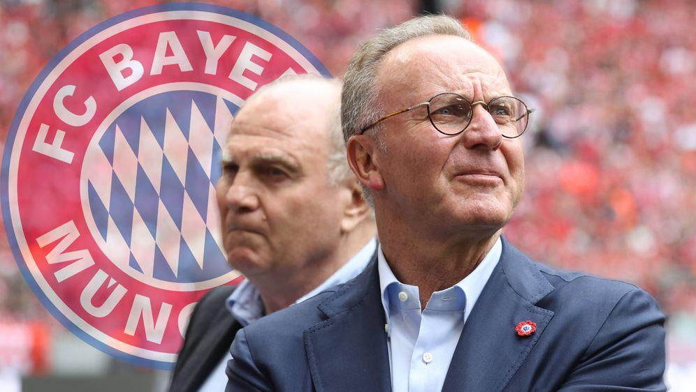 Wann schlagen die Bayern auf dem Transfermarkt endlich nochmal zu? - Bildquelle: 2019 imago