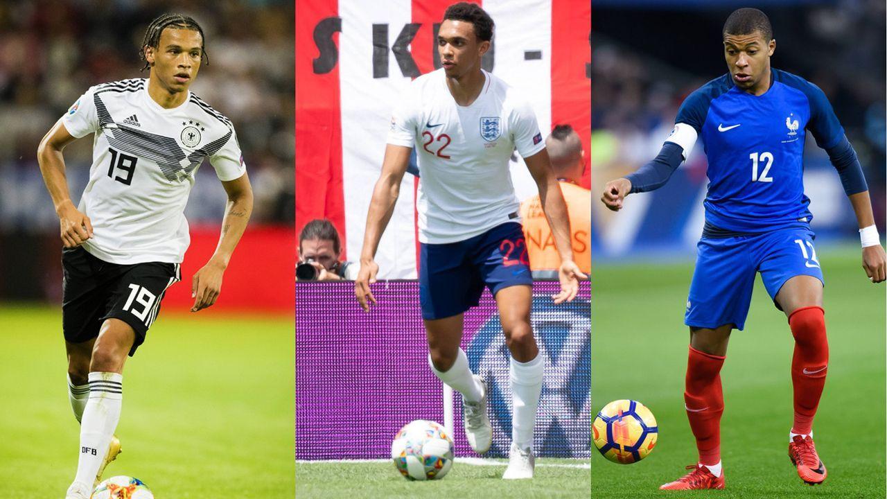 Diese Stars fehlen trotz Spielberechtigung bei der U21