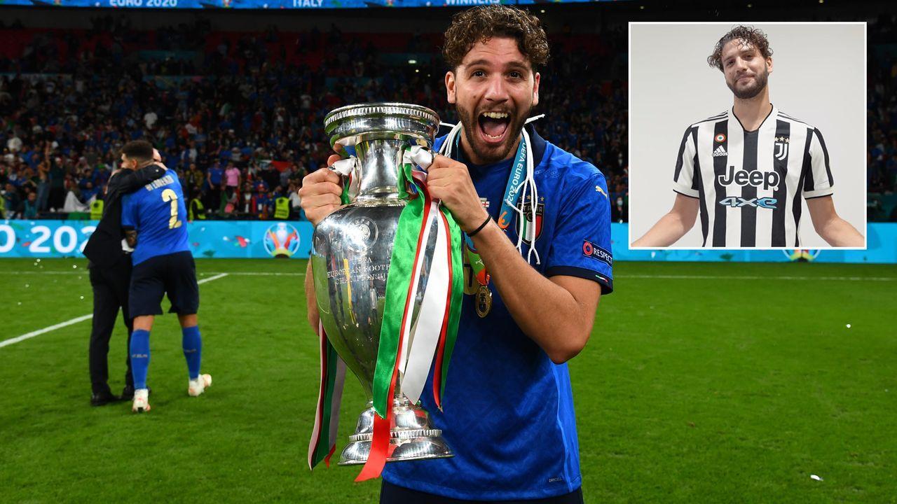 Manuel Locatelli (Juventus Turin) - Bildquelle: Getty Images/instagram@juventus